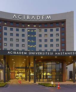 Acibadem University Atakent Hospital, Istanbul, Turkey