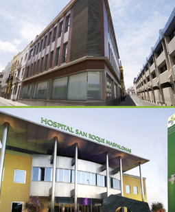 Hospitales San Roque
