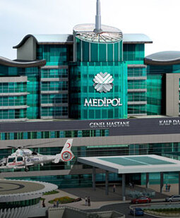 Medipol Mega University Hospital, Istanbul, Turkey